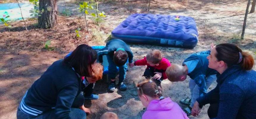 літній табір для дітей в Києві