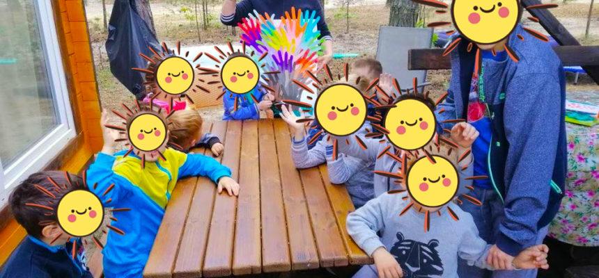 Літній табір для дітей з ознаками аутизму