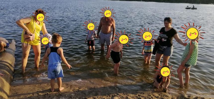 літній табір для дітей аутистів
