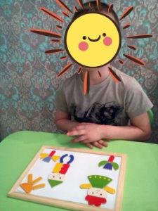 розмова з дитиною про аутизм