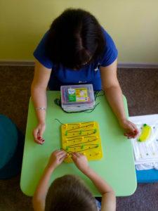 навчання дитини в дитячому закладі Аутизон