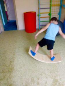 заняття в дитячому центрі Аутизон