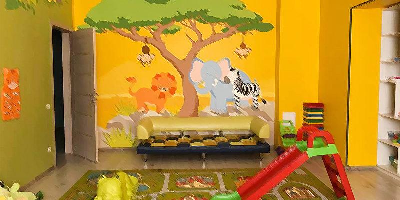Дитячий садок для дітей з РАС