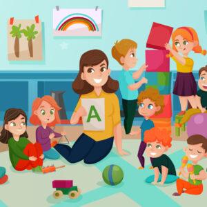 Логопедичний дитячий садок для дітей з особливими освітніми потребами