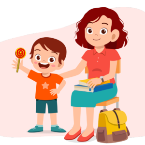 Заохочення для дітей з РСА і системи мотивації в процесі навчання